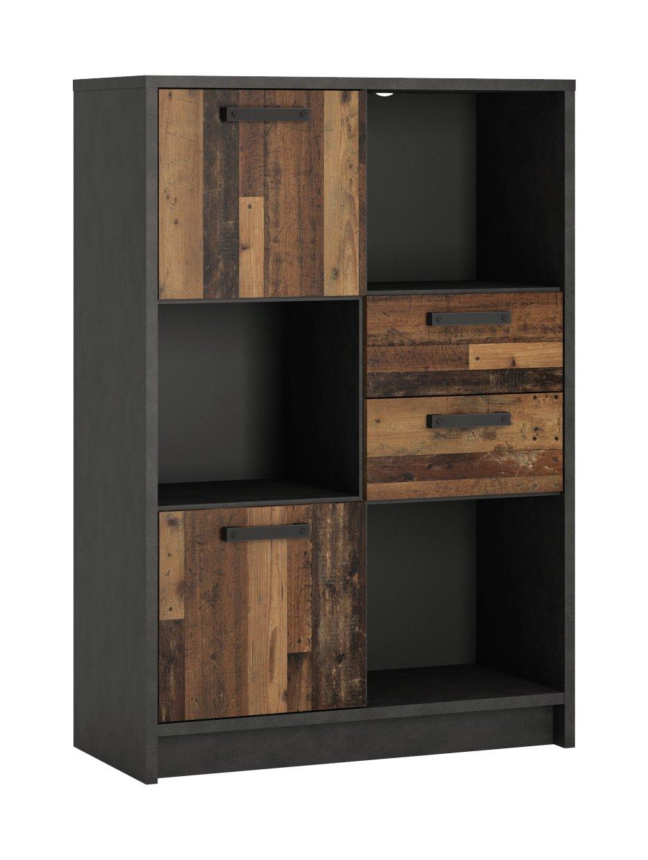 Nubi Bookcase