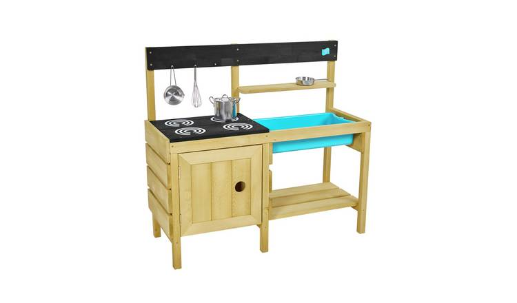 TP Junior Chef Wooden Mud Kitchen