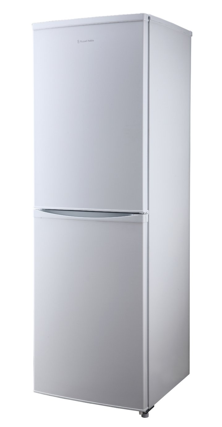 Russell Hobbs RH55FF176W Fridge Freezer - White