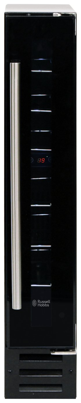 Russell Hobbs RHBI7WC1 7 Bottle Wine Cooler - Black.