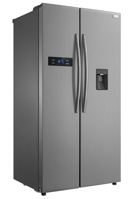Russell Hobbs RH90FF176SSWD American Fridge Freezer -S/Steel