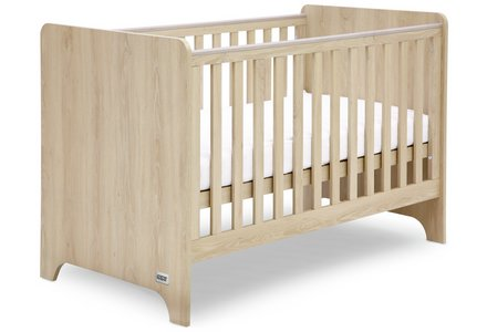 Mamas & Papas Rocco 3 Piece Furniture Set - Light Oak.