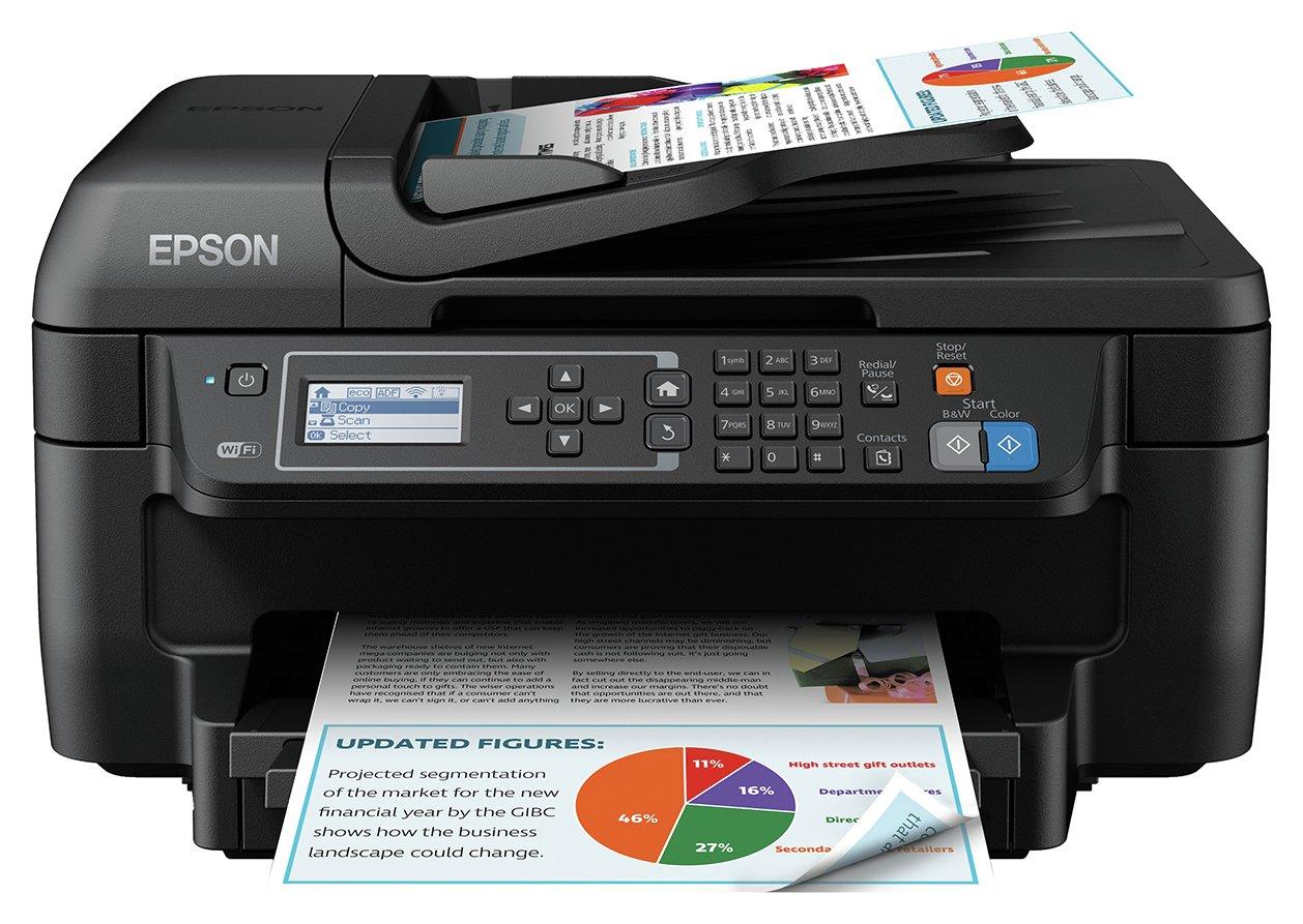 Epson Epson - Workforce 2750WF All-in-One WiFi Printer