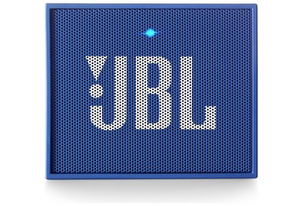 JBL GO Portable Bluetooth Speaker - Blue.