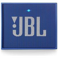JBL - GO Portable Speaker - Blue
