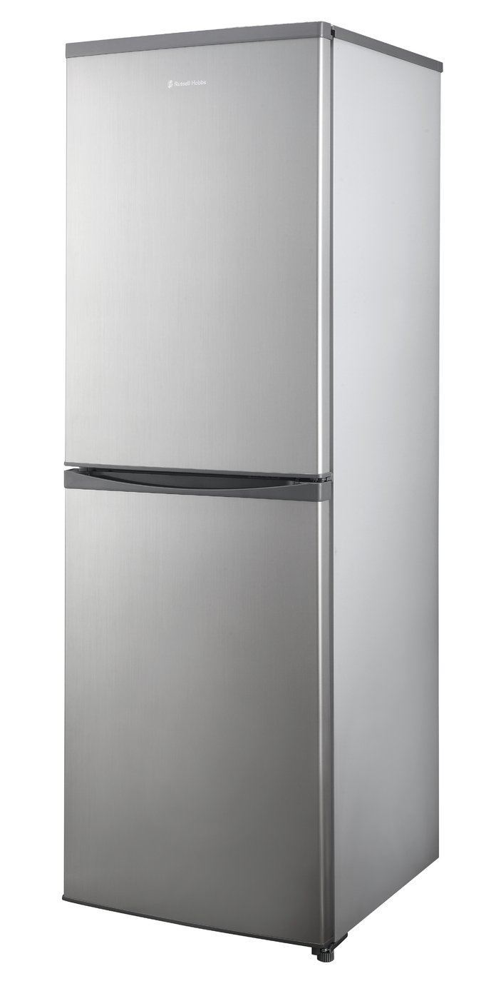 Russell Hobbs RH54FF170S Fridge Freezer - Stainless Steel
