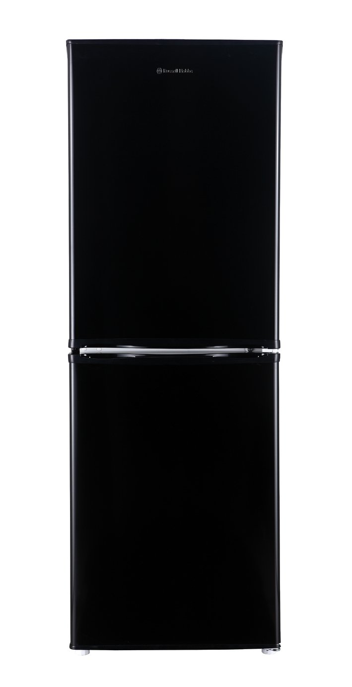 Russell Hobbs RH50FF144B Fridge Freezer - Black Best Price, Cheapest Prices