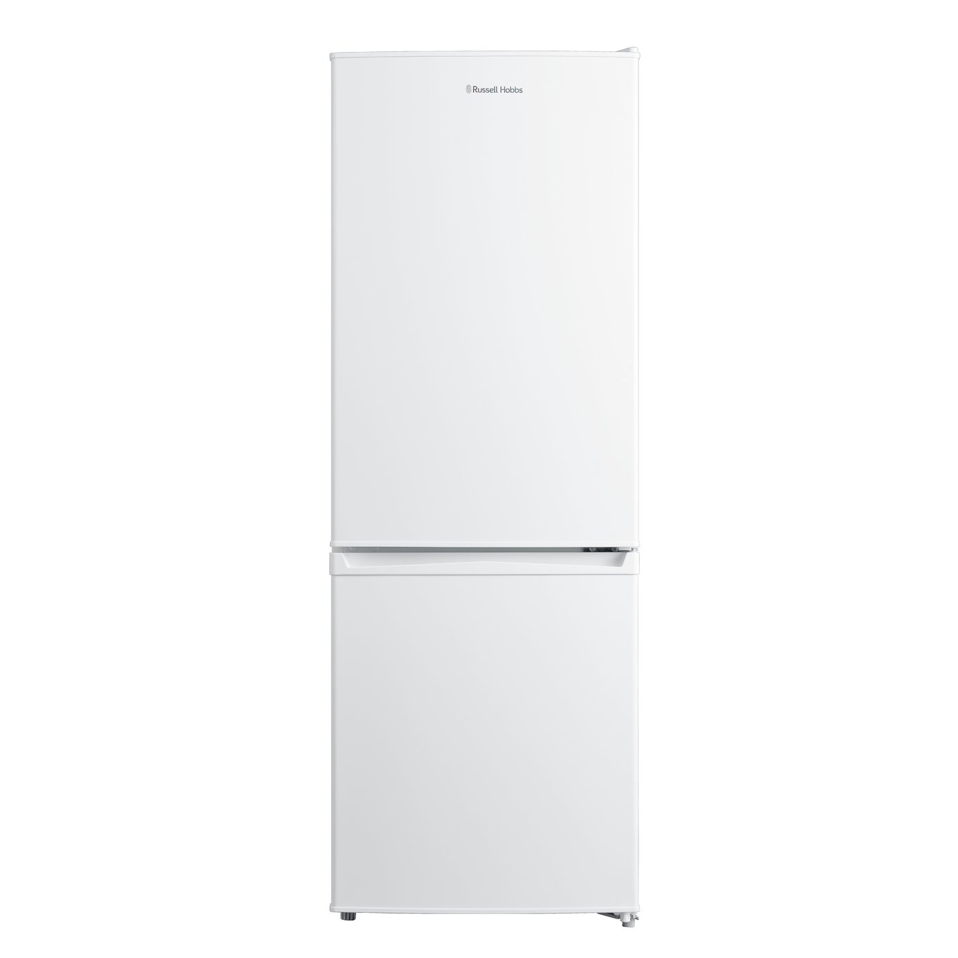 Russell Hobbs RH50FF144W Fridge Freezer - White Best Price, Cheapest Prices