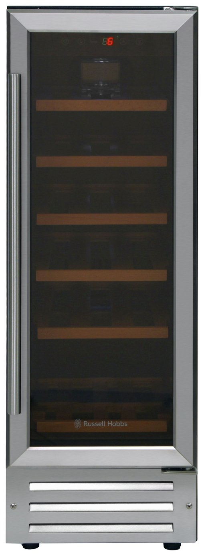 Russell Hobbs RHBI8WC1SS 18 Bottle Integrated Drinks Cooler