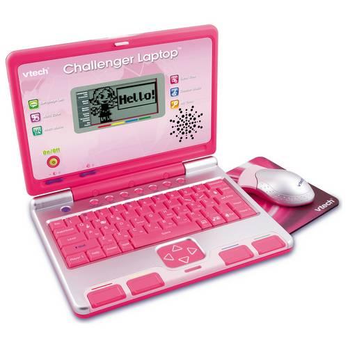 Verrassend Buy VTech Challenger Laptop - Pink   Kids laptops   Argos TO-05
