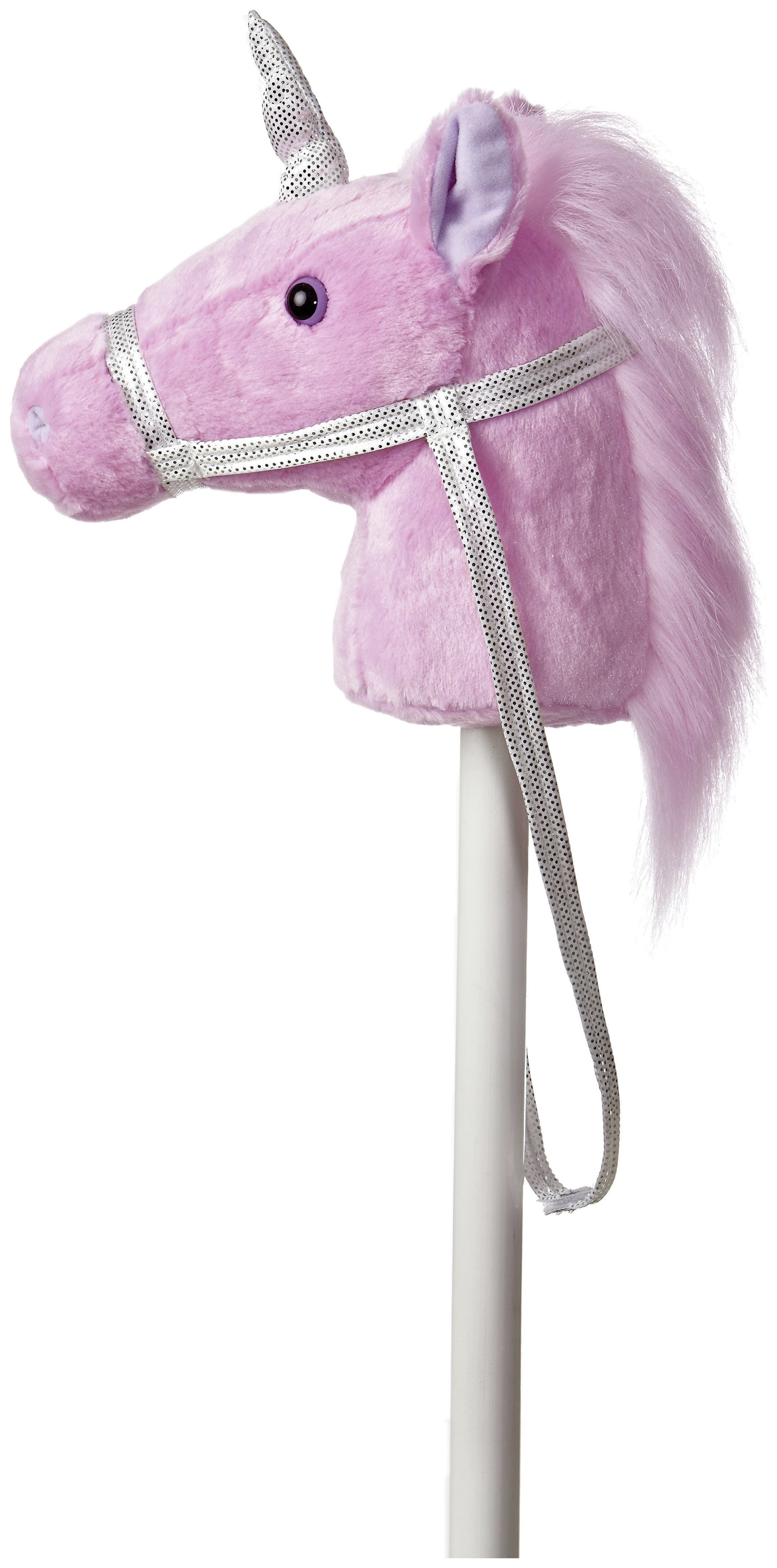 Image of Giddy Up Fantasy Unicorn Pony with Sounds 37 inch.