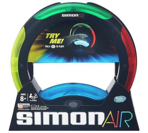 simon air hasbro
