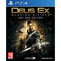 Deus Ex - Mankind Divided - PS4 Game