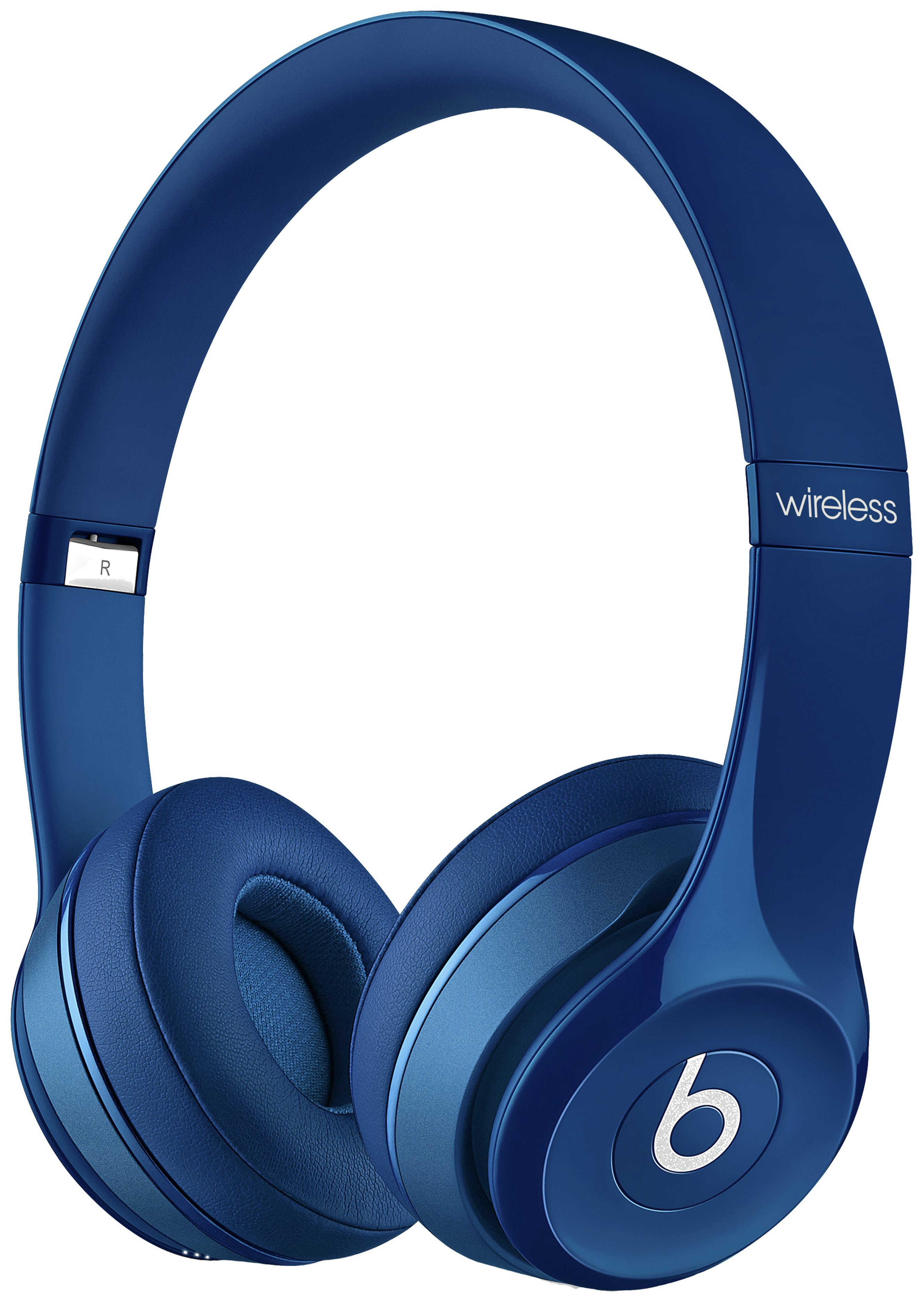 Beats By Dre Beats - by Dre - Solo2 Wireless Headphones - Blue