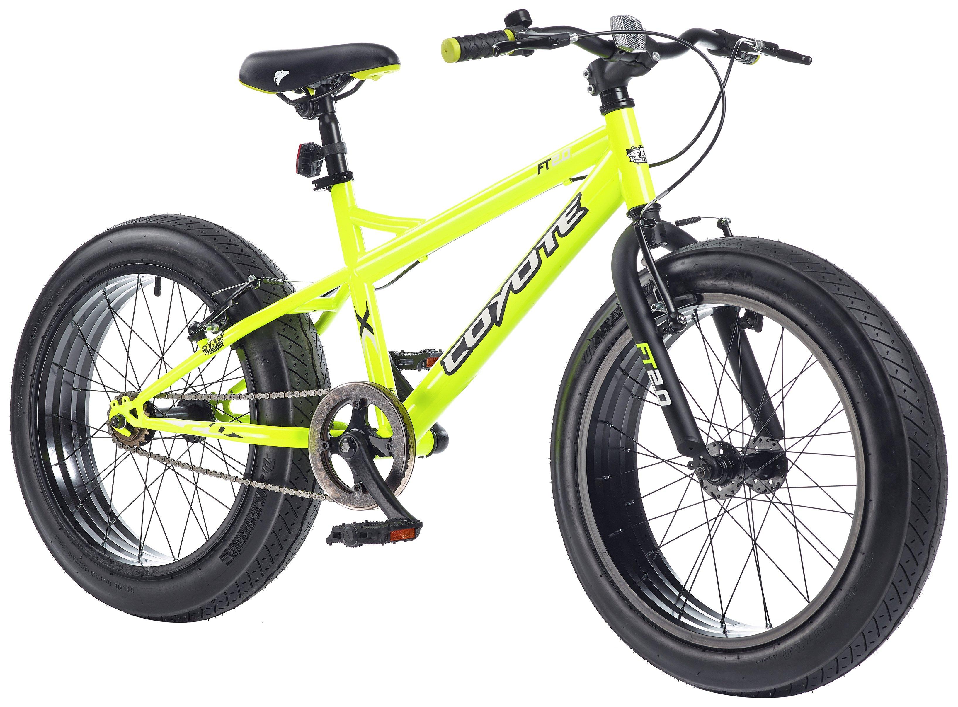 Image of Coyote Fatman 14 Inch All Terrain BMX Bike