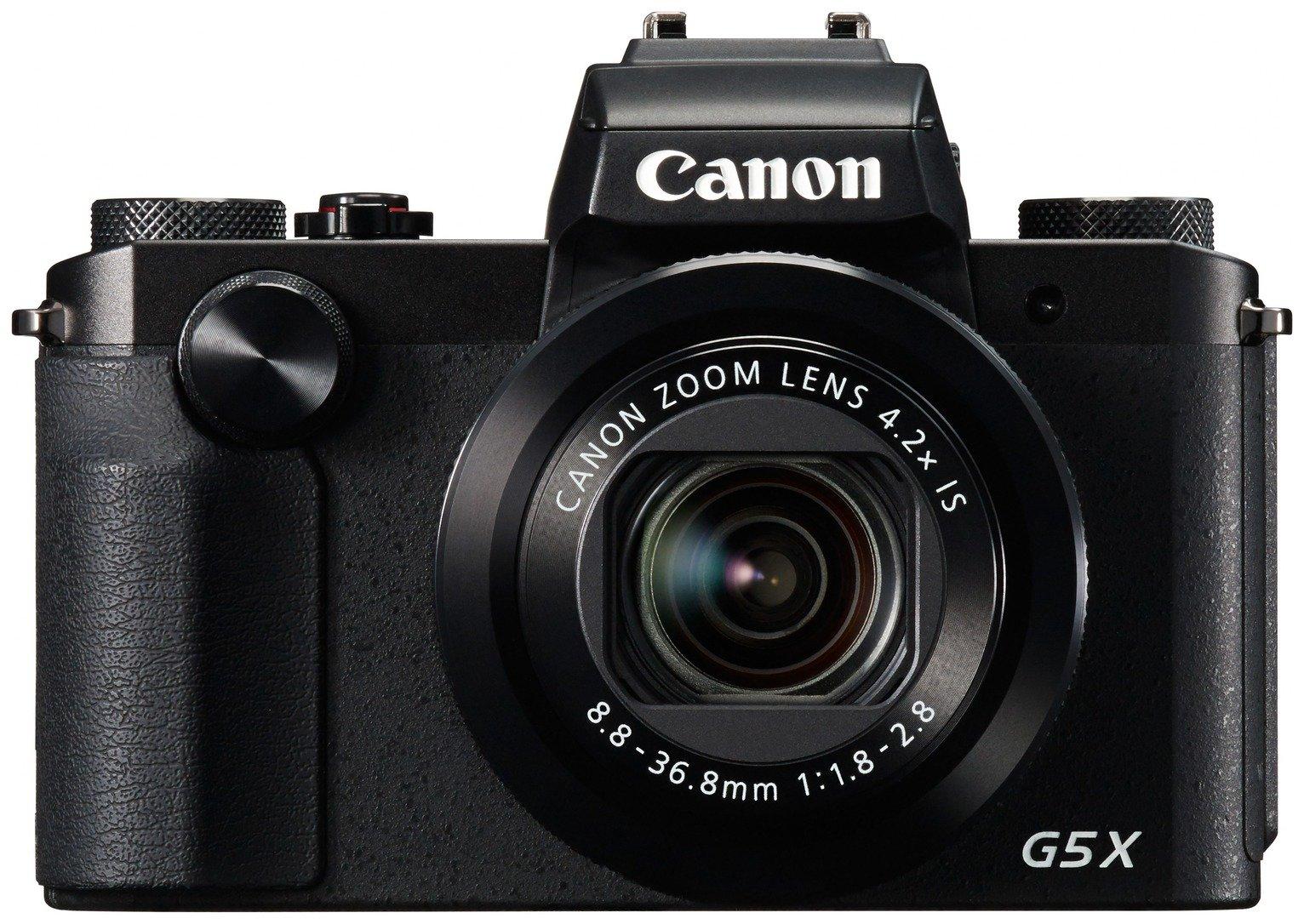 Canon Powershot G5X Premium Compact Camera.