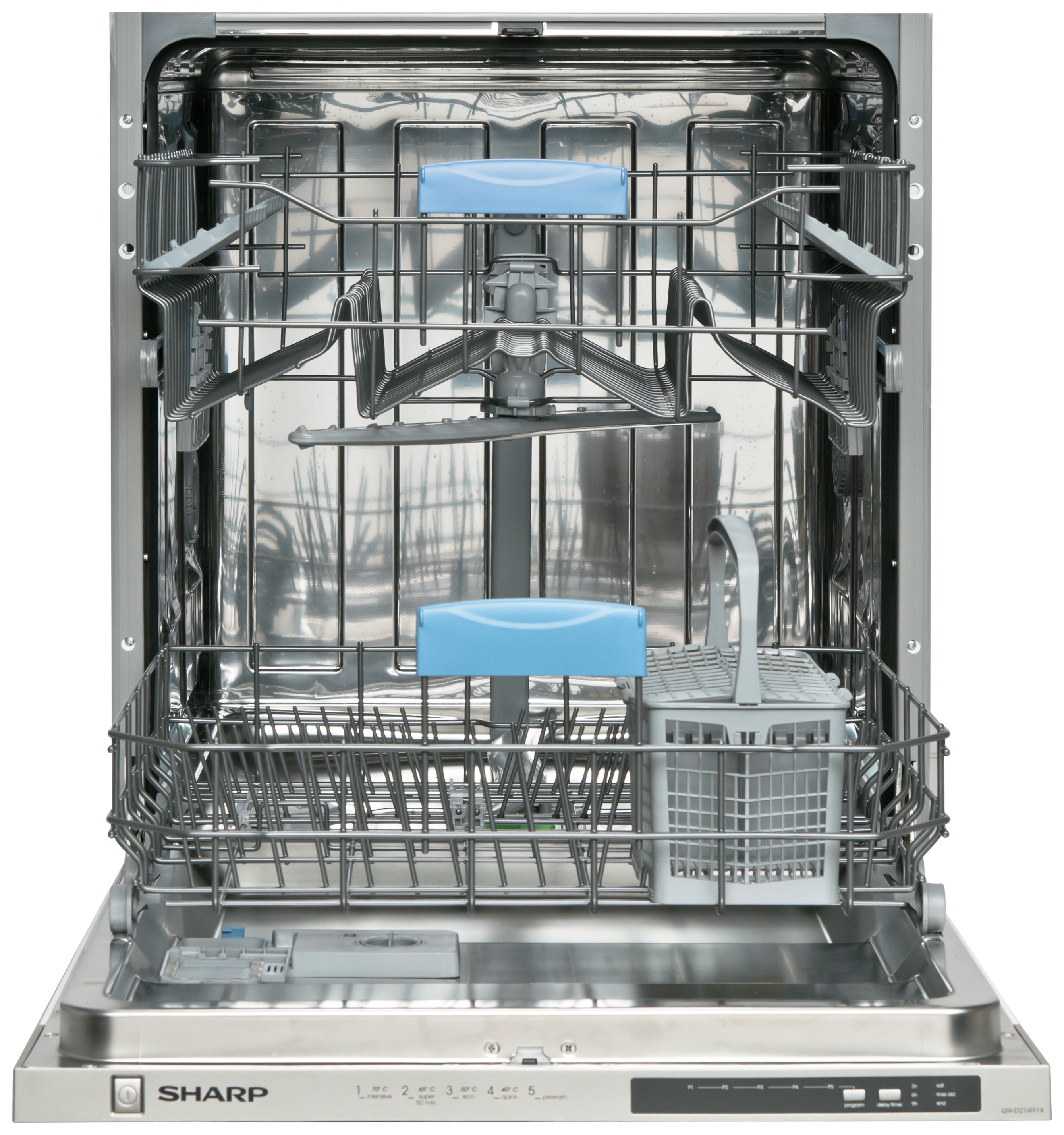 Image of Sharp D21I492X Dishwasher.