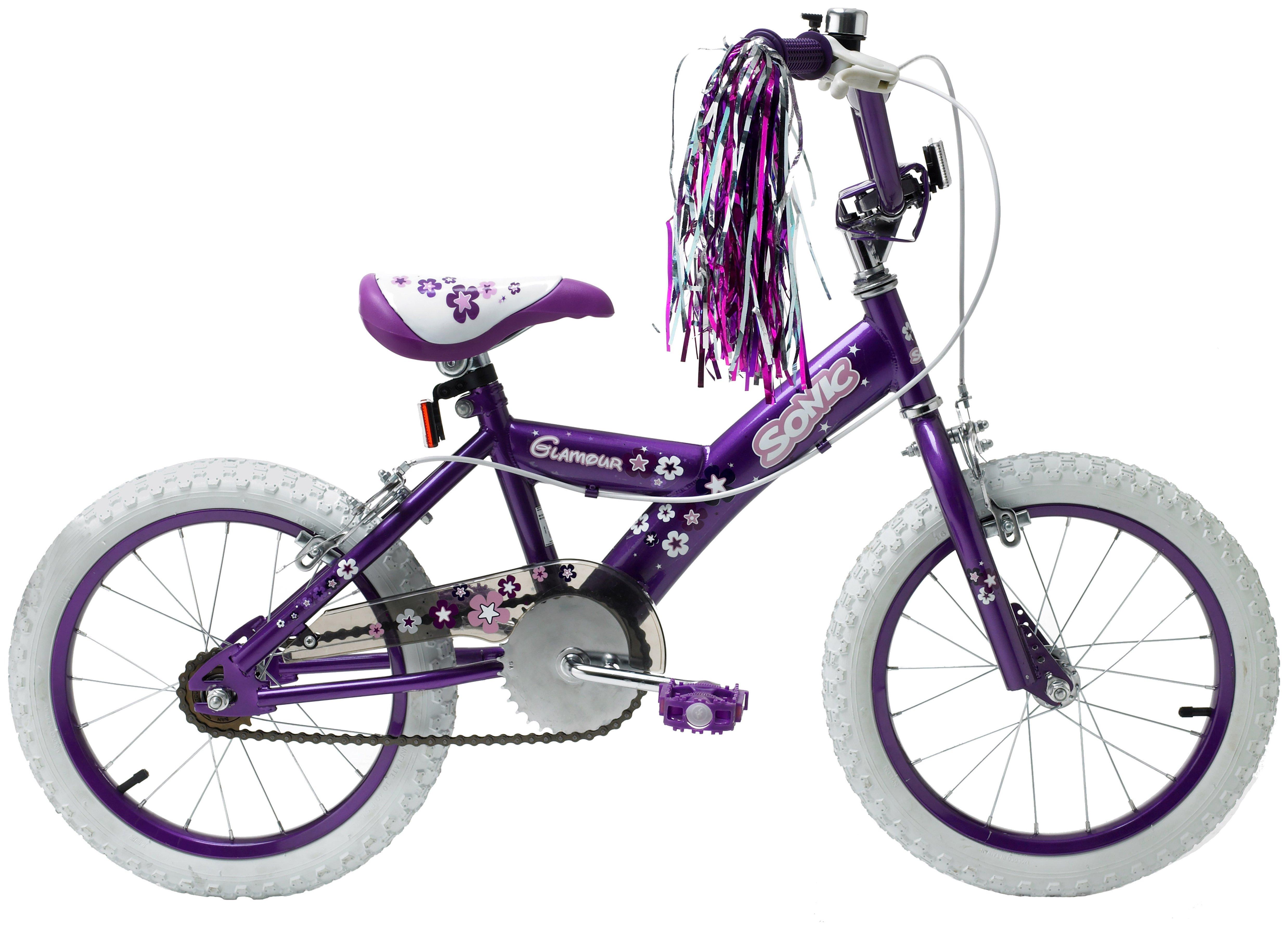Sonic Glamour 16 Inch Bike - Kids