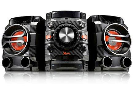 LG CM4360 230 Watt Mini Hi-fi System.