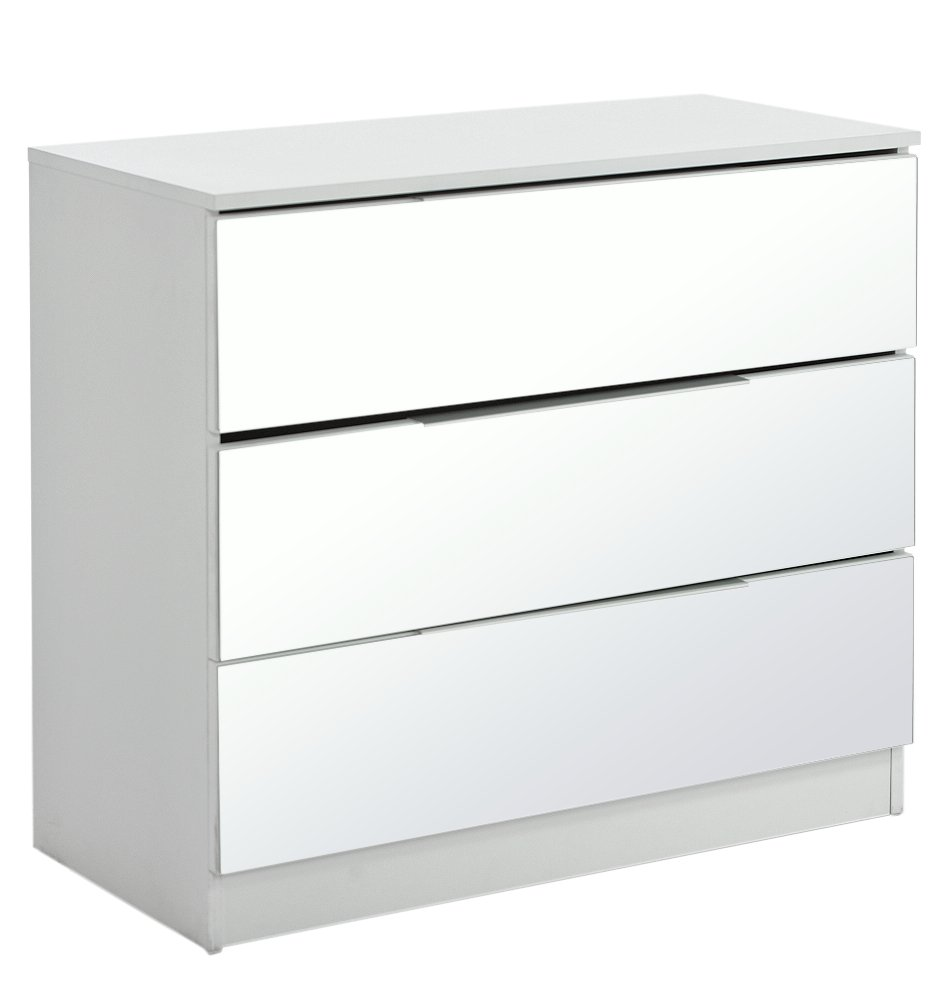 sale on argos home sandon 3 drawer chest white and. Black Bedroom Furniture Sets. Home Design Ideas