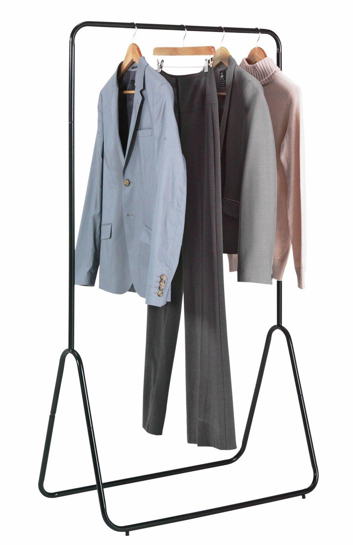 Image of Habitat Arnie Metal Clothes Rail - Black