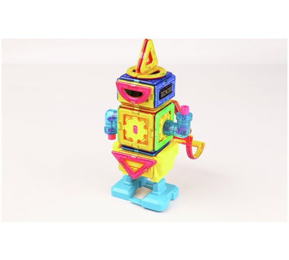 Buy Magformers Walking Robot Set Construction Toys Argos