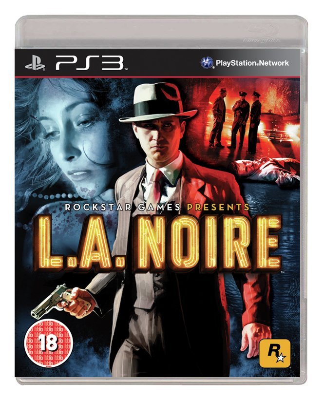 Image of L.A. Noire - PS3 Game.