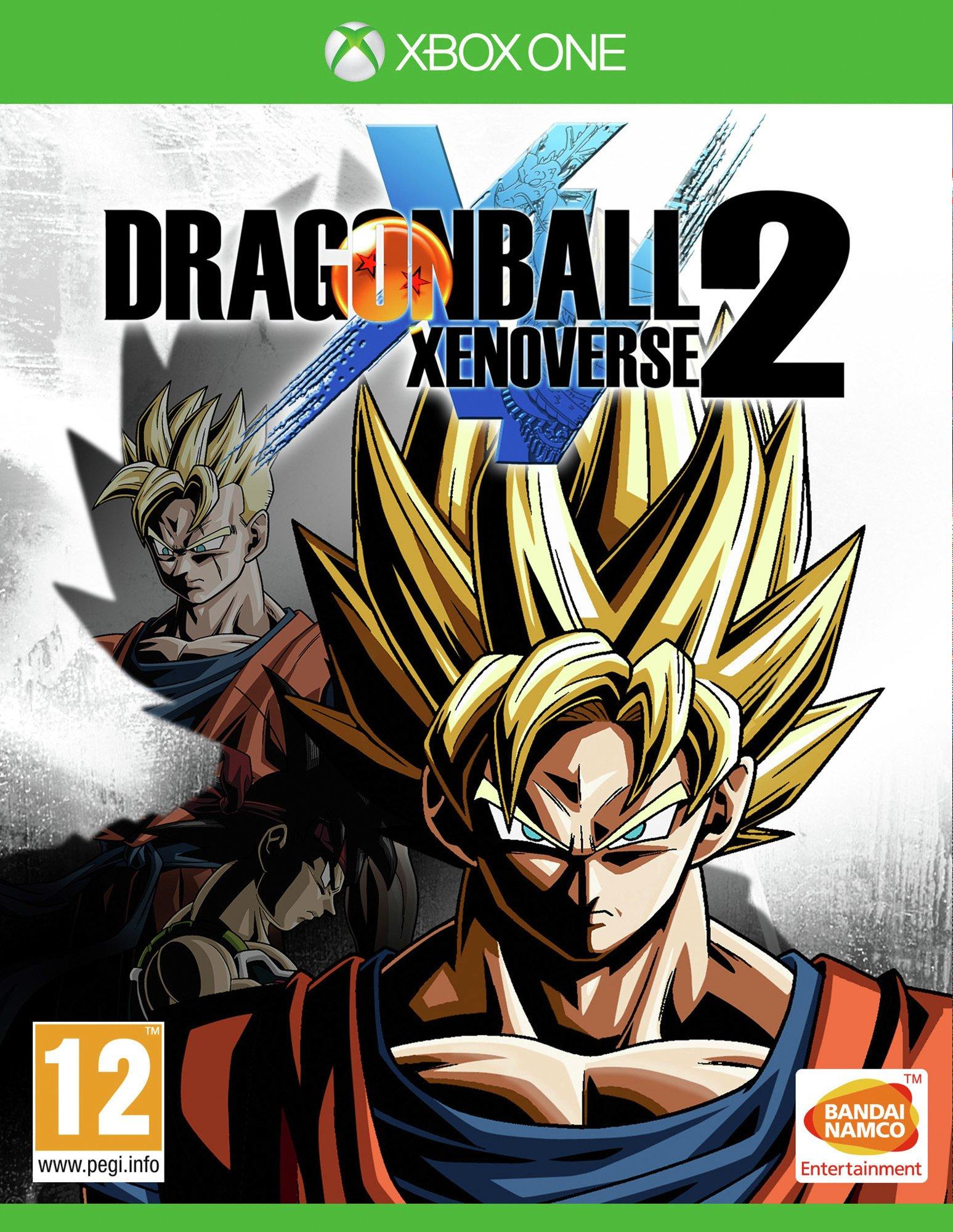 Bandai Namco Dragonball Xenoverse 2 Xbox One Game.