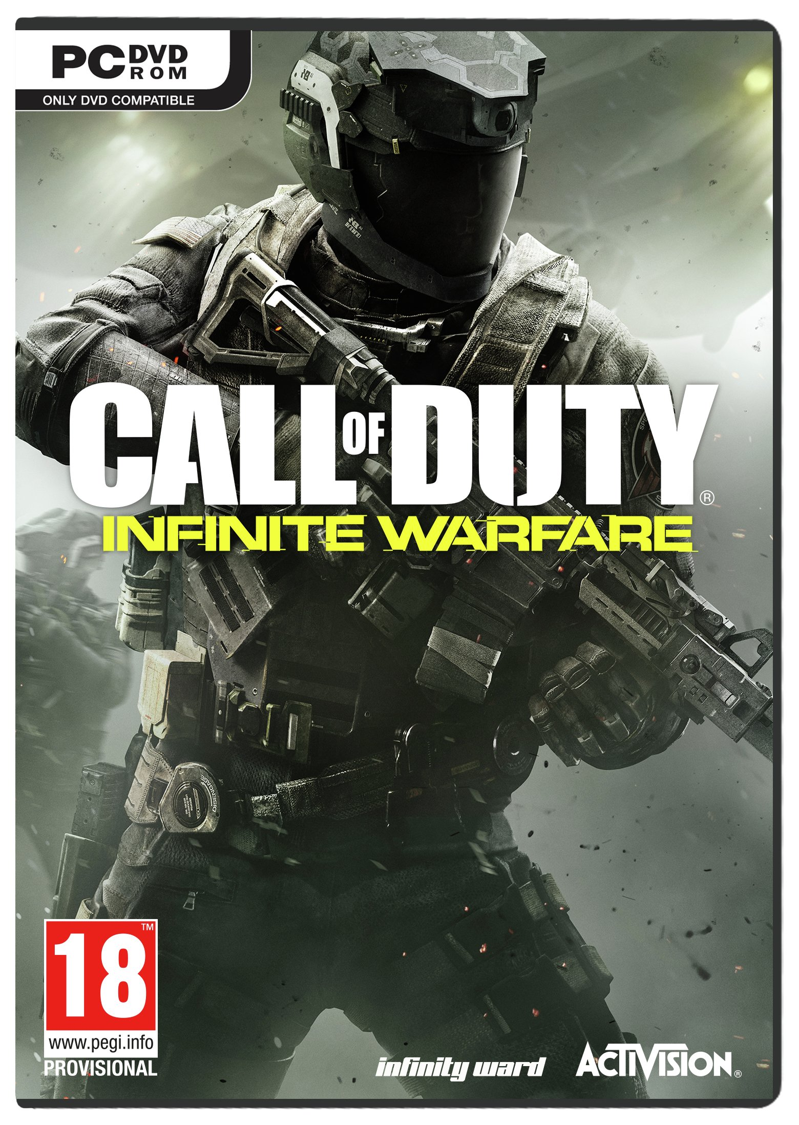 Image of Call of Duty - Infinite Warfare- PC Game