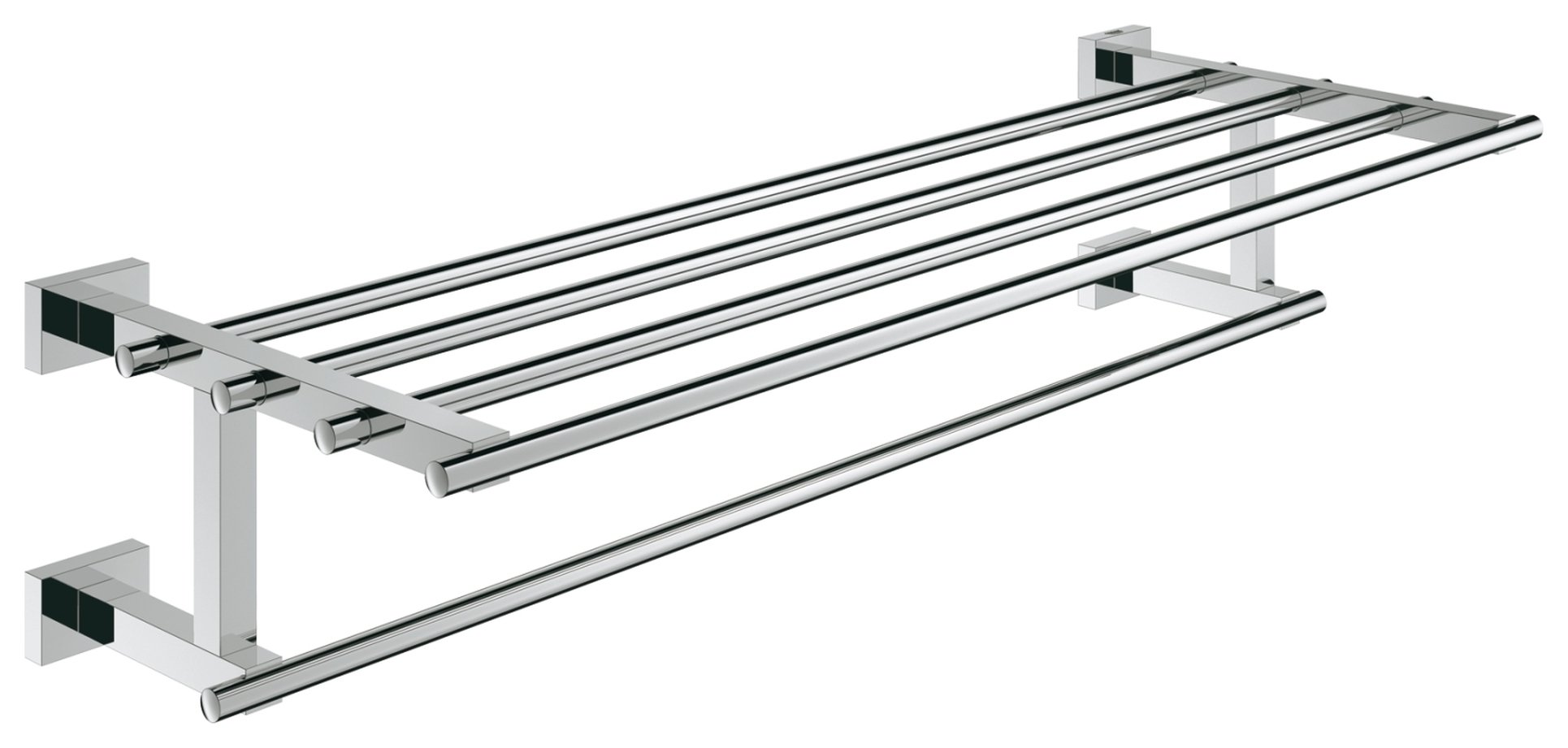 Image of Grohe Essentials - Cube Multi - Towel Rack
