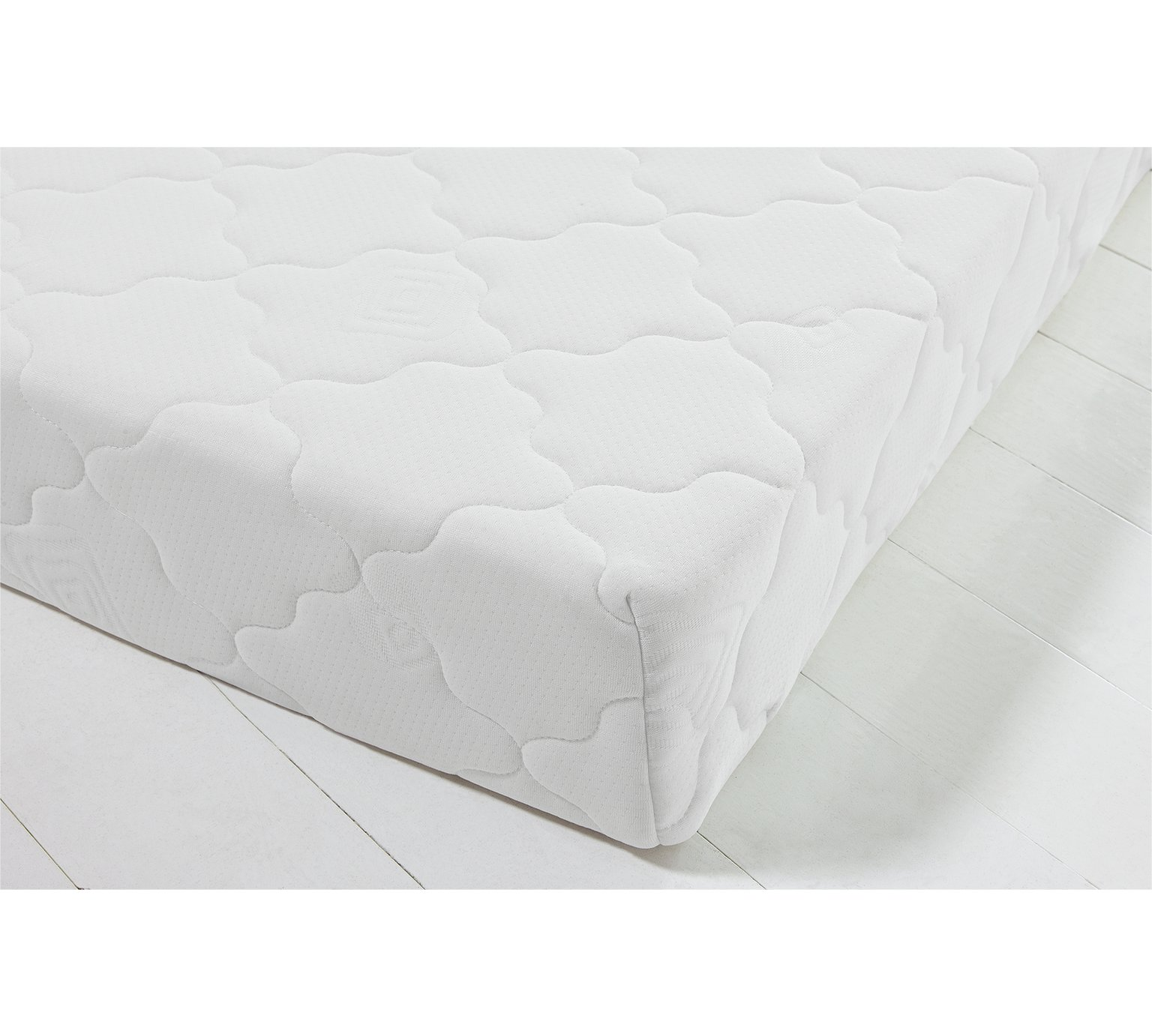 I-Sleep Collect and Go Memory Foam Rolled Single Mattress