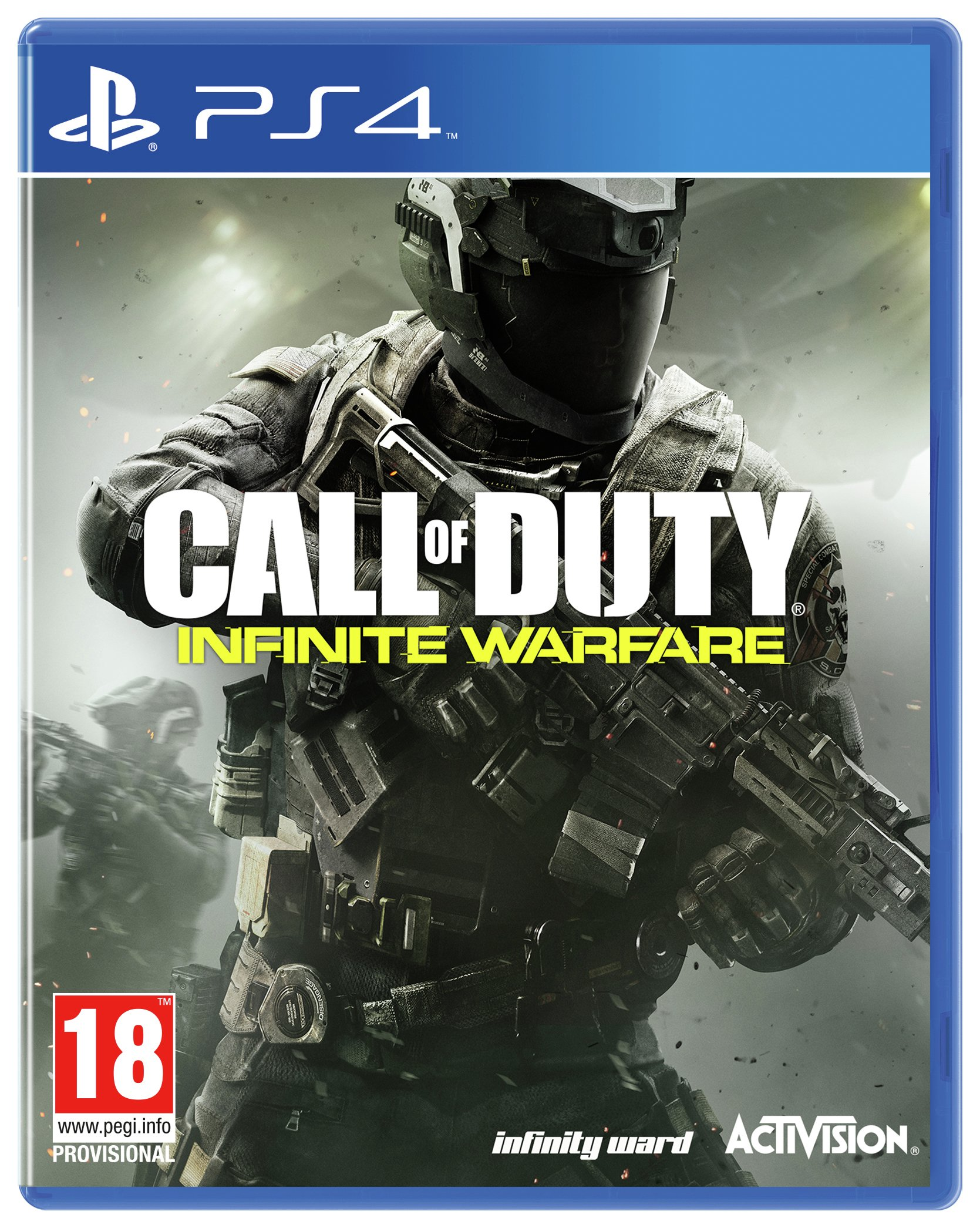Image of Call of Duty - Infinite Warfare - PS4 Game