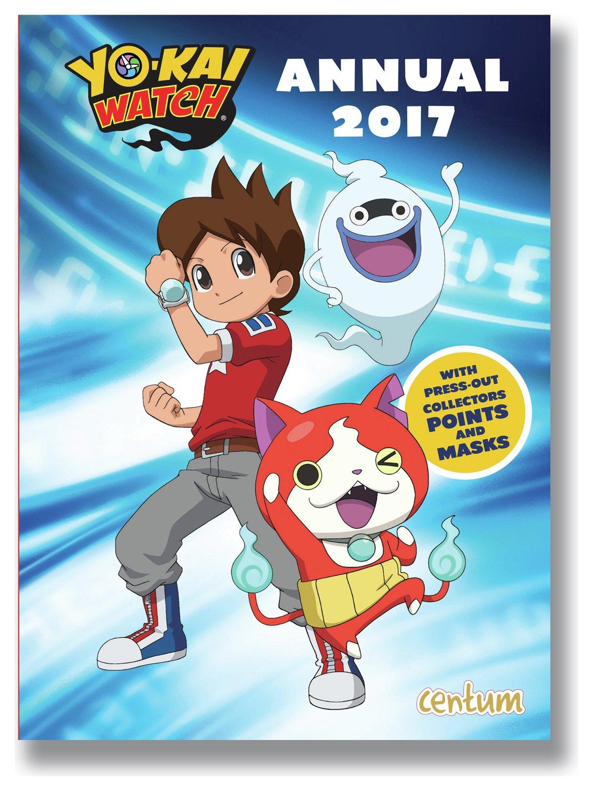 2017 Annual Yo-kai Watch.