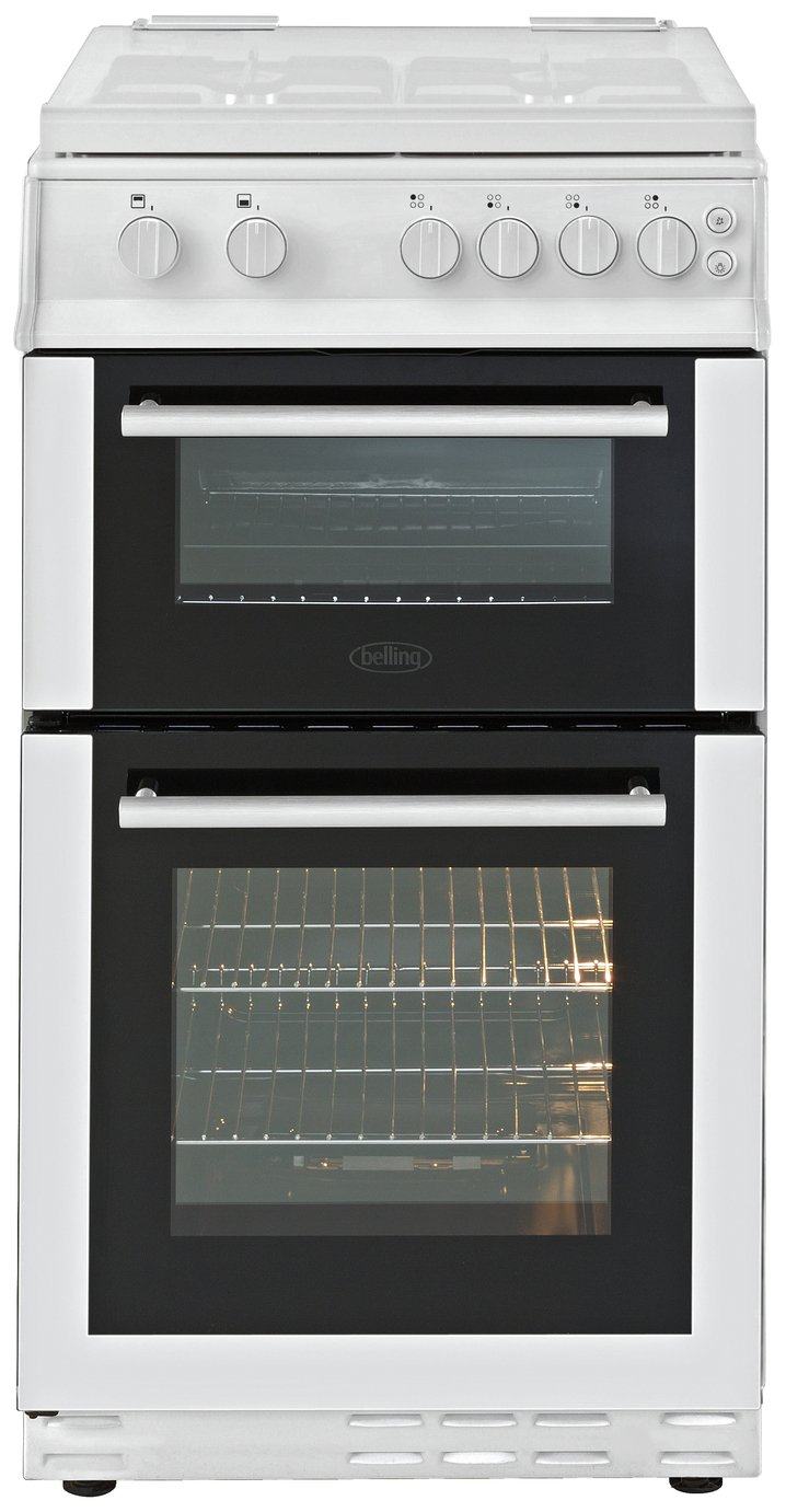 Belling - FS50GTCL - Gas Cooker - White
