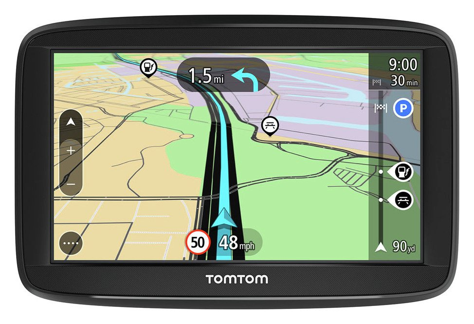 Buy Garmin Sat Nav At Argoscouk Your Online Shop For Technology - Sat nav with usa and europe maps