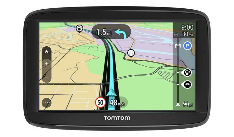 Buy TomTom START 42 4.3 Inch Sat Nav Full Europe Lifetime Maps | Sat on sat cartoon, sat score chart 2014, sat prep book,