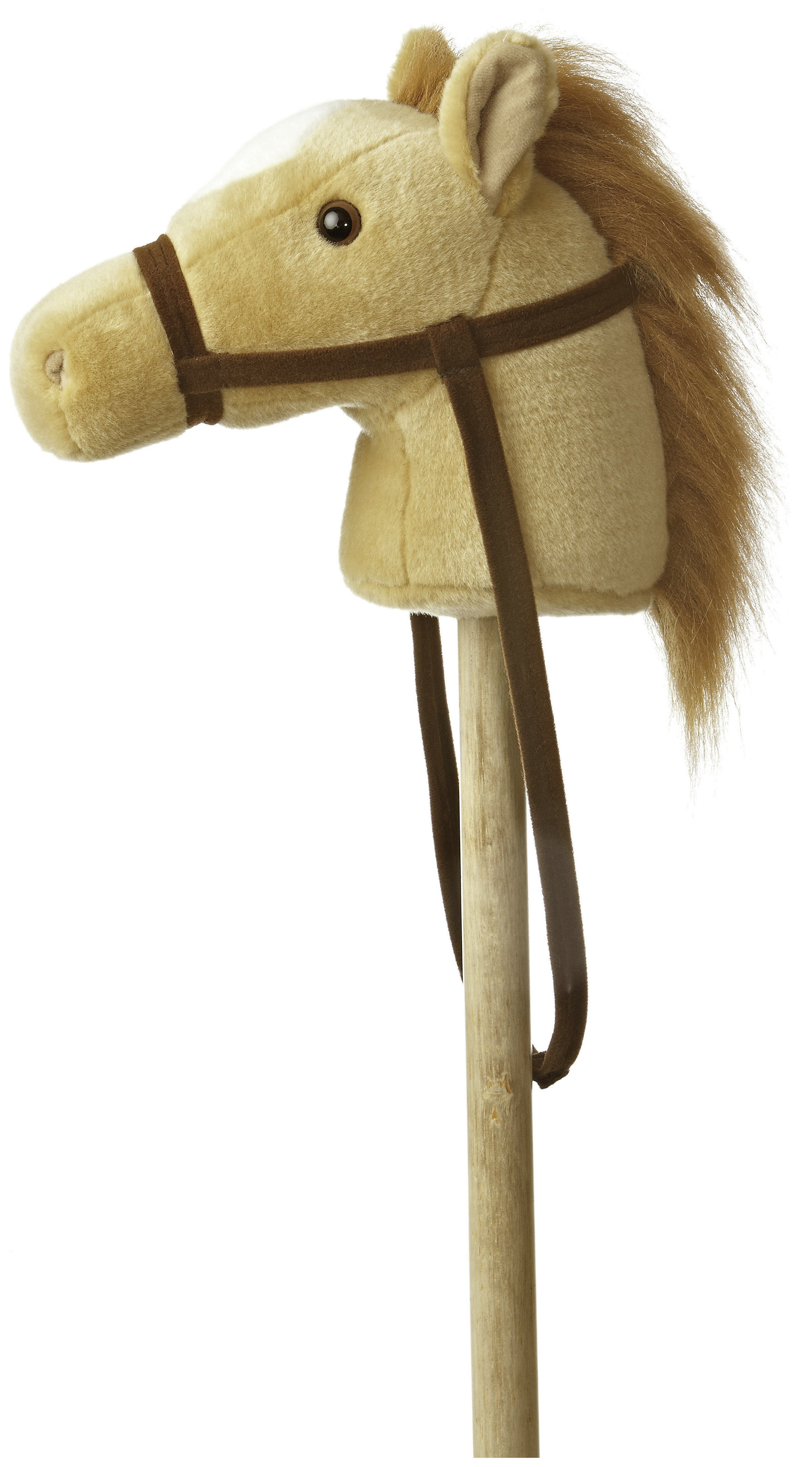 Image of Giddy Up Pony - with Sounds 37 inch - Beige