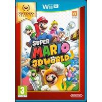 Mario 3D World Nintendo - Wii U - Game