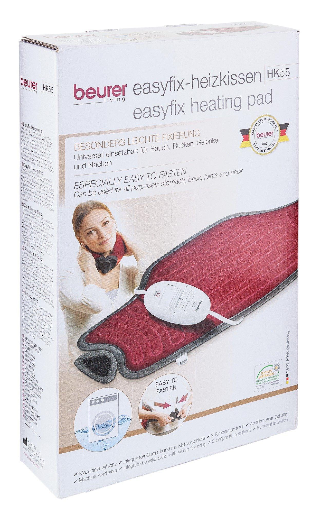 Beurer Easy Fix Heat Pad