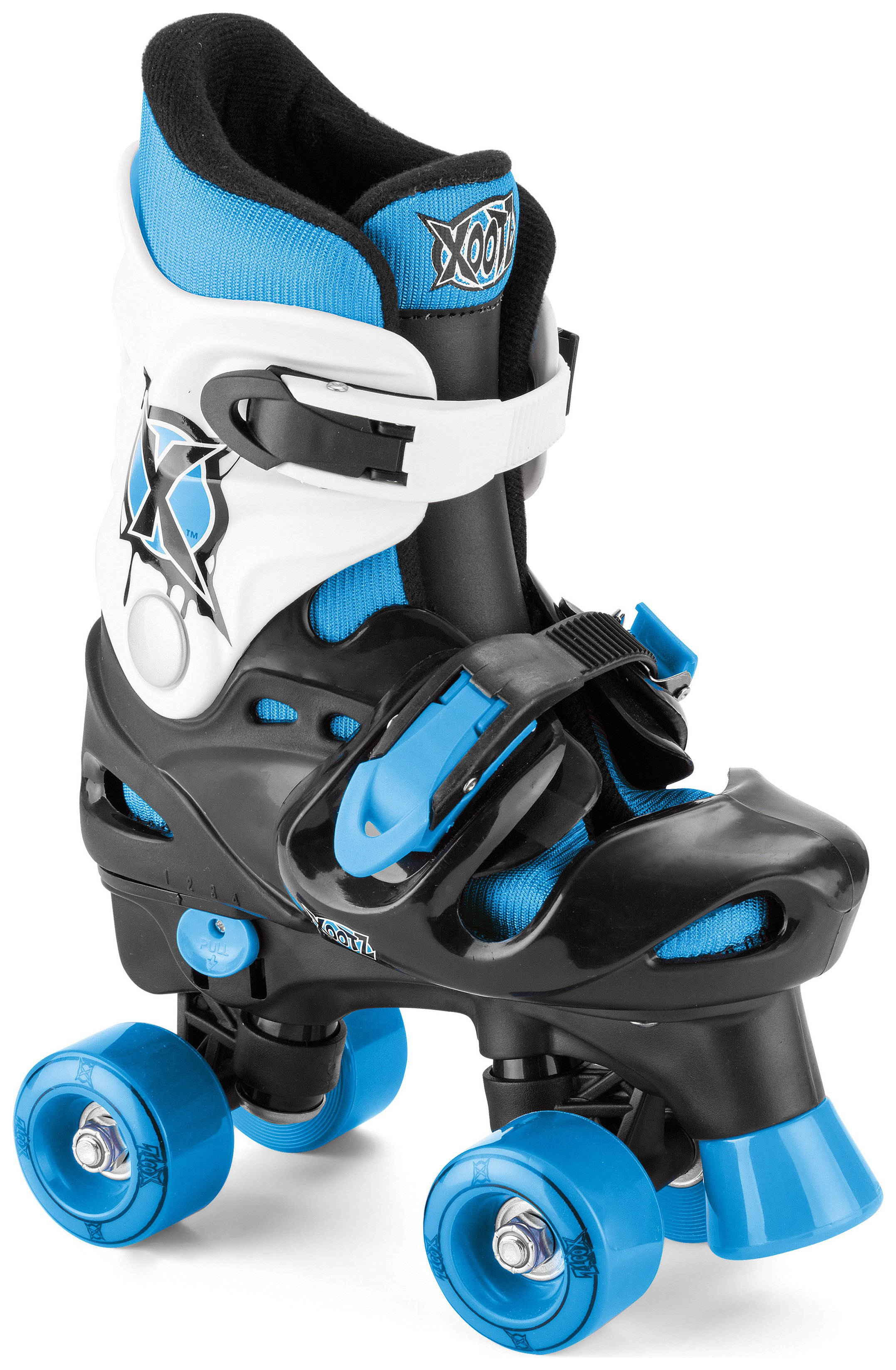 Rollerblades And Toys : Zinc quad skates size in orange toys for christmas