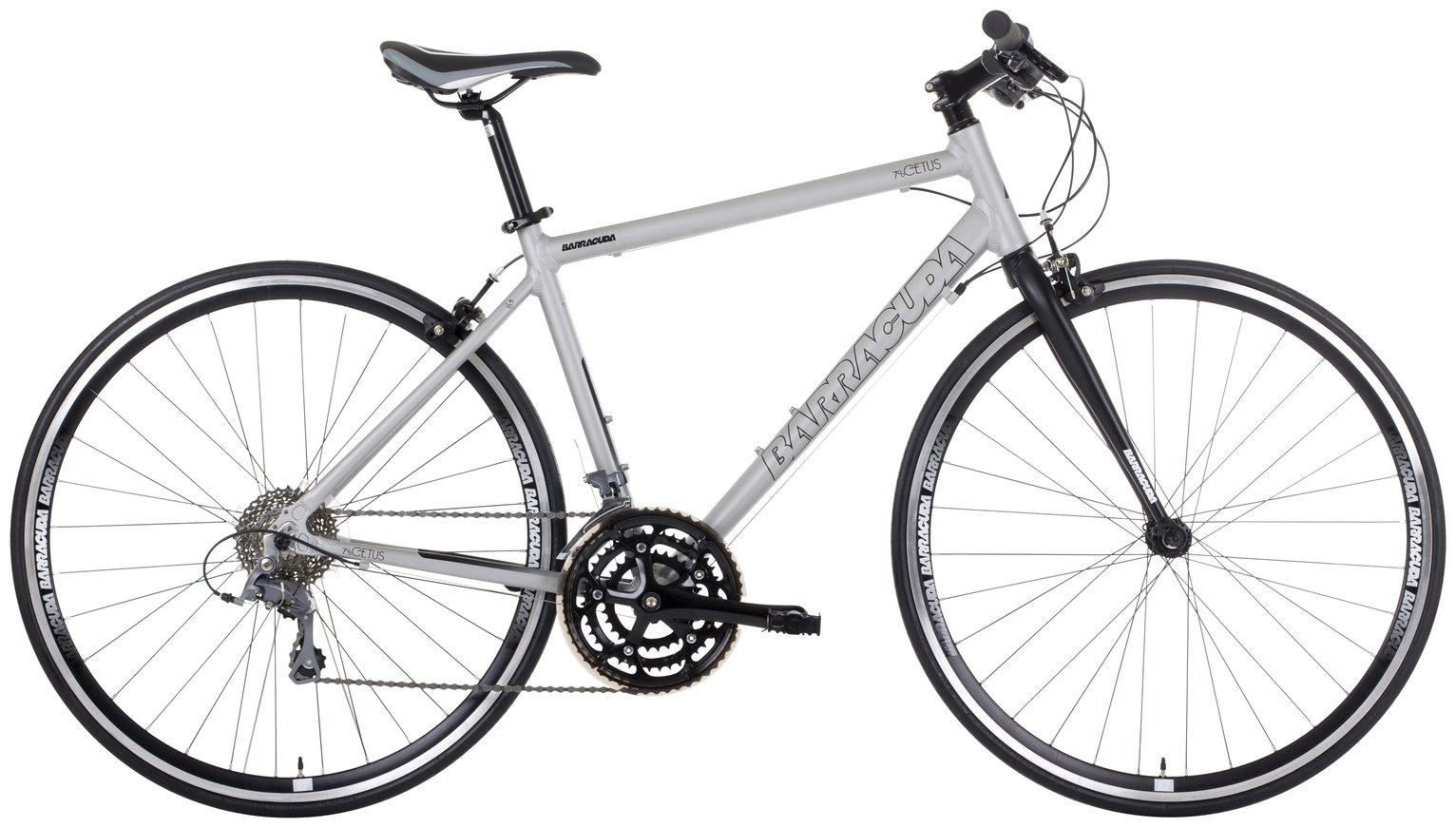 Image of Barracuda Cetus 700C 22 Inch Hybrid Commuter Bike - Mens
