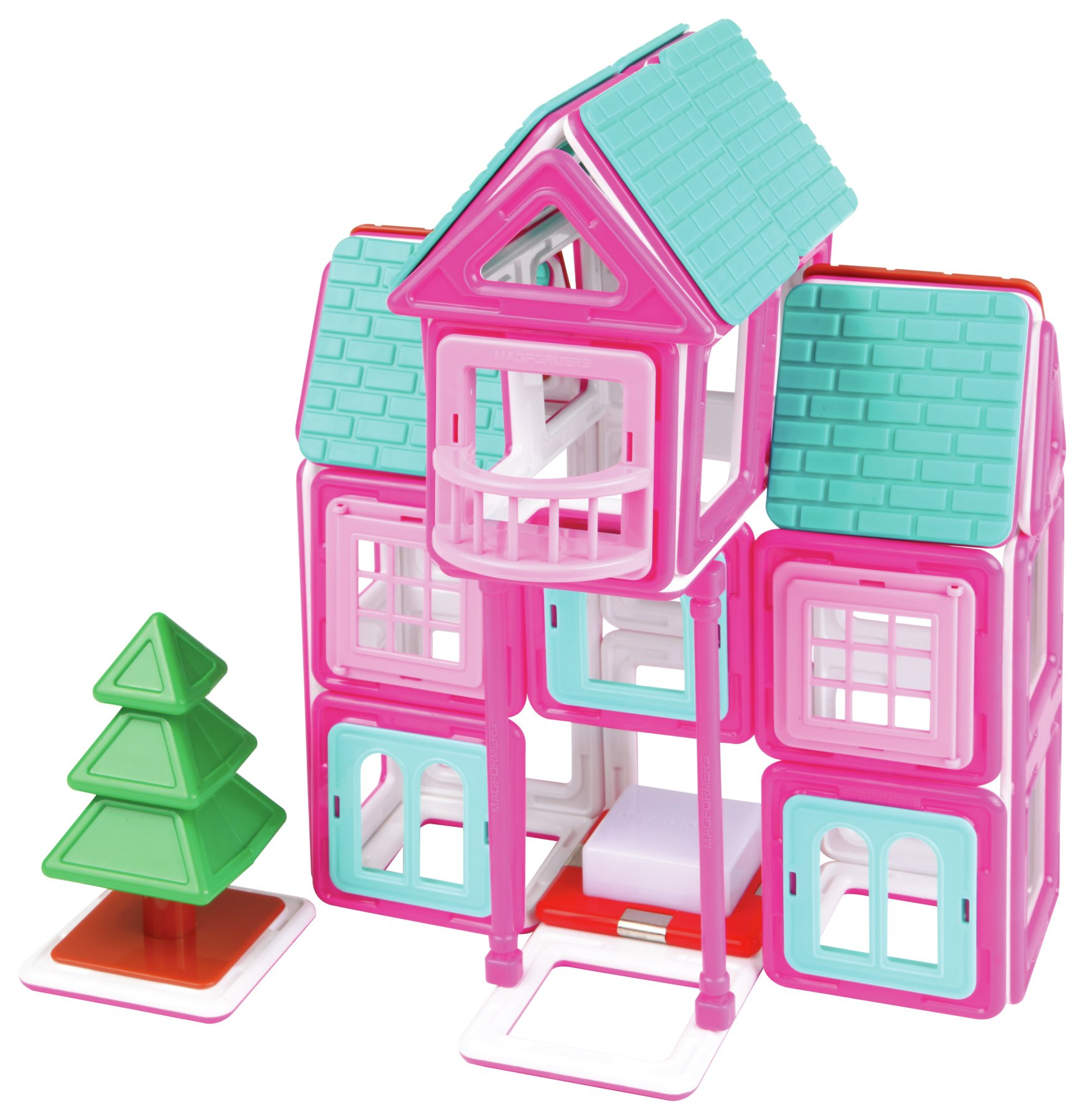 Magformers - Sweet House 64 Piece Set