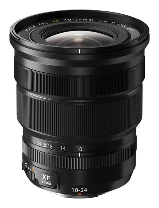 Image of Fujifilm XF 10-24mm Lens.