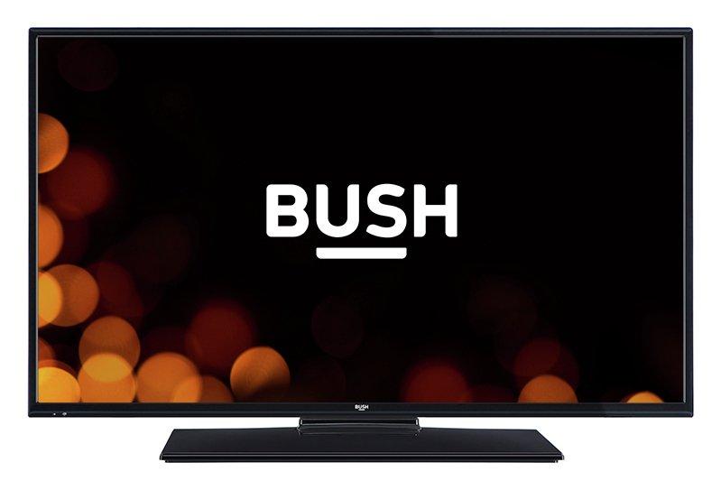 Image of Bush 40 Inch Full HD LED TV.