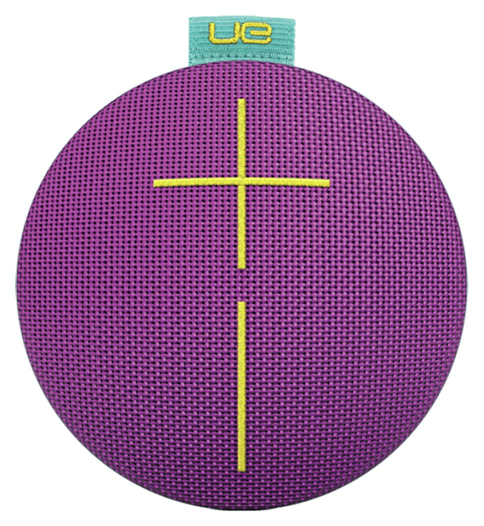 Ultimate Ears - ROLL 2 Bluetooth Portable Speaker - Sugarplum