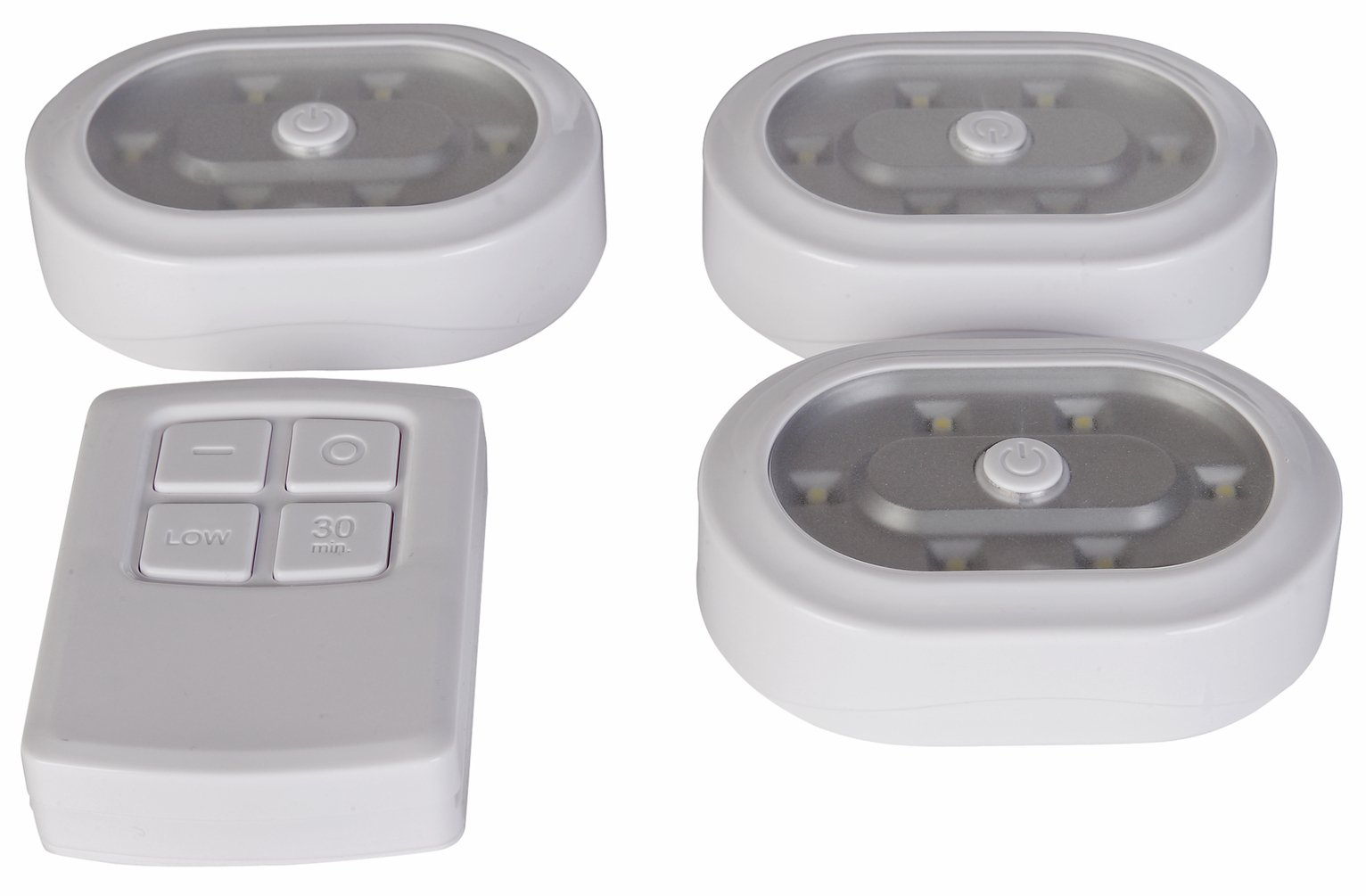 Image of Argos - Remote Controlled Night Guide Lights