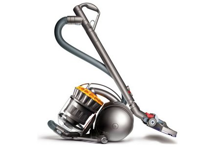 Dyson Multifloor Bagless Cylinder Vacuum Cleaner DC39E