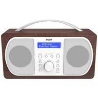 Bush DAB Radio (Walnut)