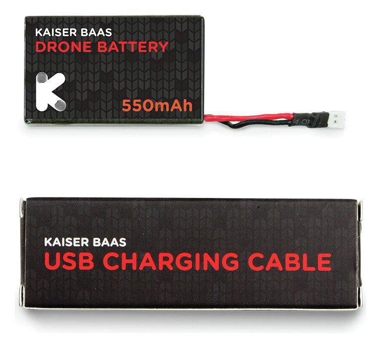 Kasier Baas Kaiser Baas Alpha Drone 550MAH Battery.