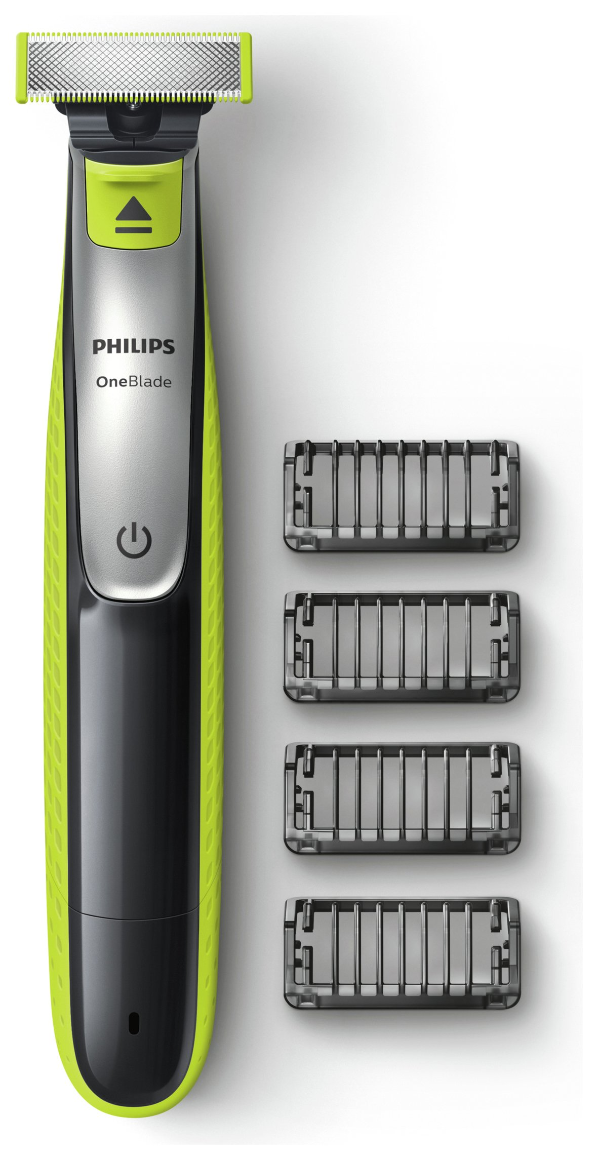Philips Wet and Dry Oneblade Trim, Edge and Shave QP2530/25